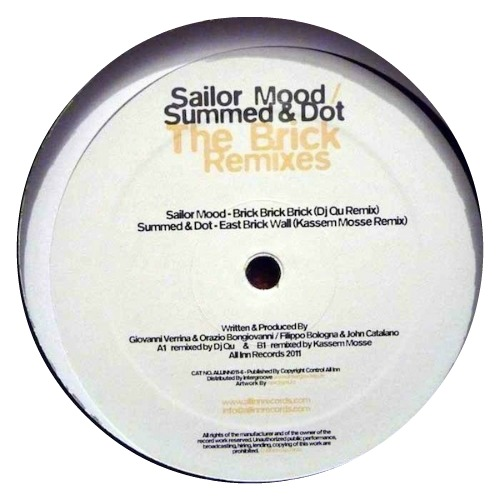 Sailor Mood / Summed & Dot – 'The Brick Remixes' (2011)