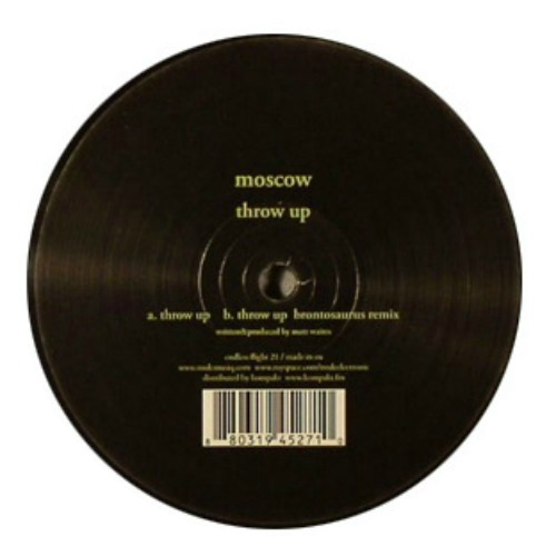 Moscow – 'Throw Up' (2010)