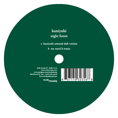 Kuniyuki – 'Night Forest' (2010)