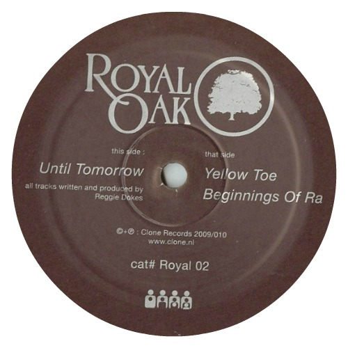 Reggie Dokes – 'Until Tomorrow EP.'