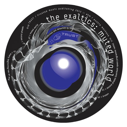 The Exaltics – 'Muted World' (2013)