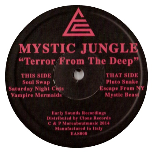 Mystic Jungle – 'Terror From The Deep' (2015)