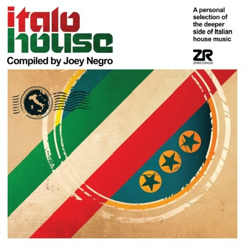 Various – 'Italo House. Compiled By Joey Negro' (2014)