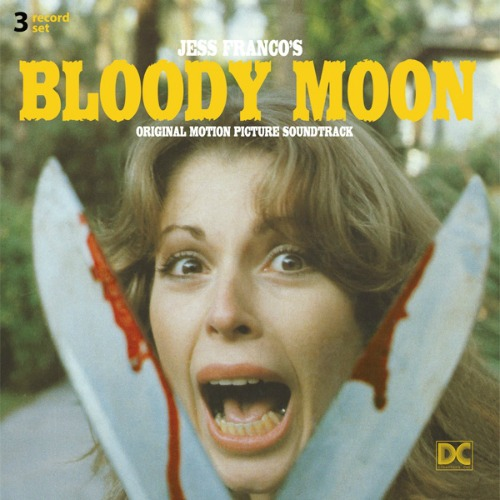 Gerhard Heinz, Orchester Michel Dupont – 'Jess Franco's Bloody Moon (Original Motion Picture Soundtrack)' (2015)