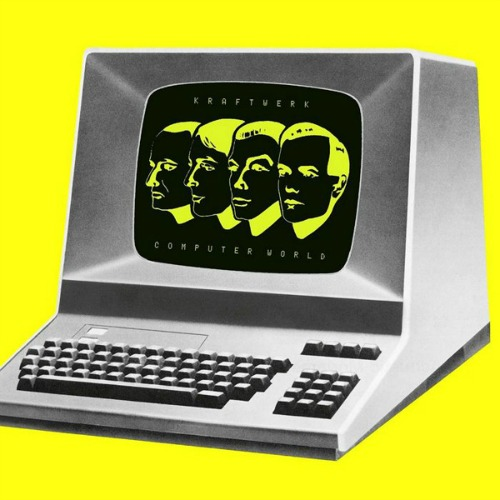 Kraftwerk – 'Computer World' (2009)