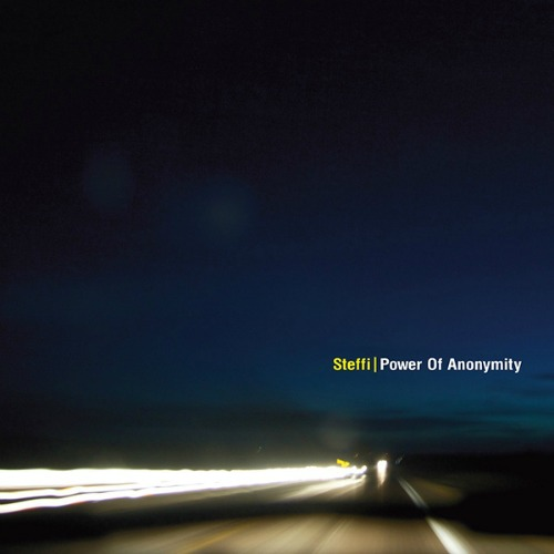 Steffi – 'Power Of Anonymity' (2014)