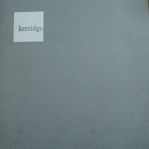 Kerridge – 'From The Shadows That Melt The Flesh 1-4.' (2013)