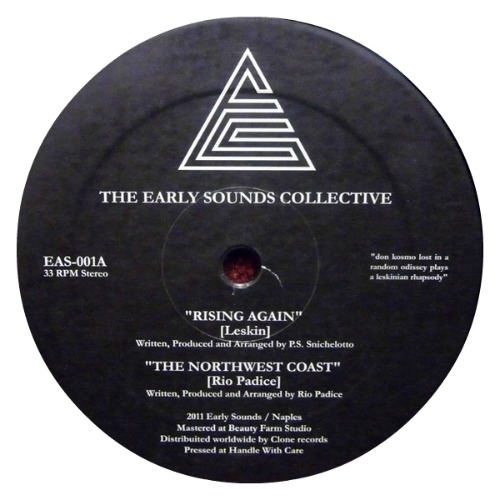 The Early Sounds Collective – 'Early Sounds Collective Volume I' (2012)