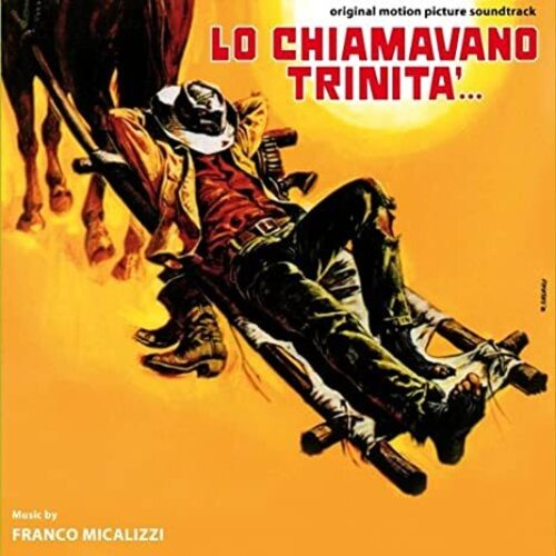 Franco Micalizzi – 'Lo Chiamavano Trinità... (Original Motion Picture Soundtrack)' (2013)