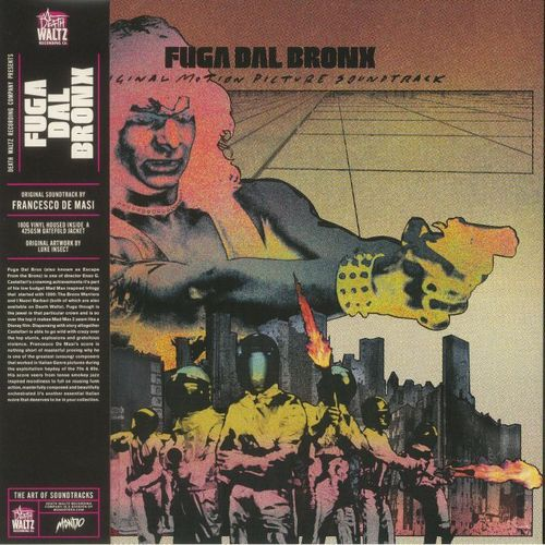 Francesco De Masi – 'Fuga Dal Bronx (Original Motion Picture Soundtrack)' (2018)