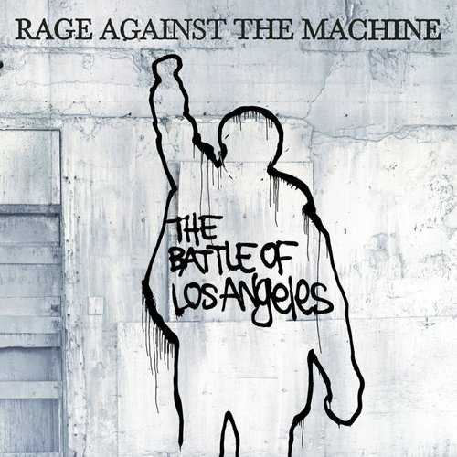 Rage Against The Machine ‎– 'The Battle Of Los Angeles' (1999)