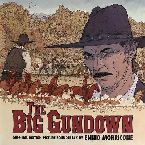 Ennio Morricone – 'The Big Gundown (Original Motion Picture Soundtrack)' (2015)