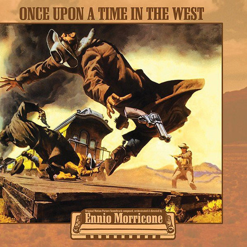 Ennio Morricone – 'Once Upon A Time In The West (Original Motion Picture Soundtrack)' (2014)