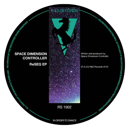 Space Dimension Controller – 'ReSEQ EP' (2019)