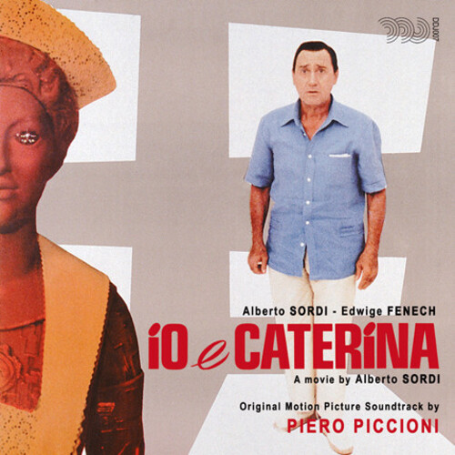 Piero Piccioni – 'Io E Caterina (Original Motion Picture Soundtrack)' (2011)