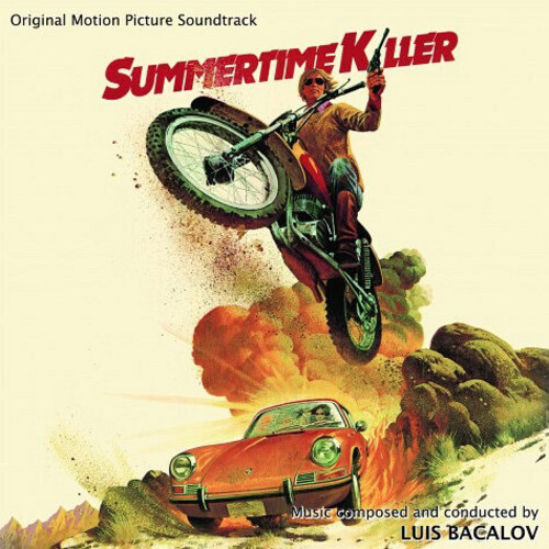 Luis Bacalov – 'Summertime Killer' (Original Motion Picture Soundtrack)' (2015)
