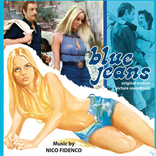 Nico Fidenco – 'Blue Jeans (Original Motion Picture Soundtrack)' (2019)