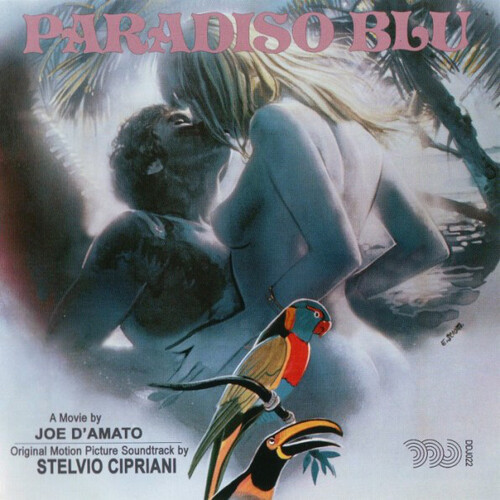 Stelvio Cipriani – 'Paradiso Blu (Original Motion Picture Soundtrack)' (2012)