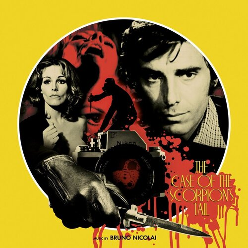 Bruno Nicolai – 'The Case Of The Scorpion's Tail (Original Motion Picture Score)' (2017)