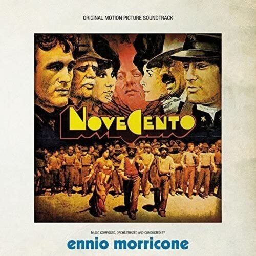 Ennio Morricone – 'Novecento (Original Motion Picture Soundtrack)' (2017)