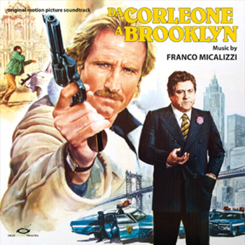 Franco Micalizzi – 'Da Corleone A Brooklyn (Original Motion Picture Soundtrack)' (2020)