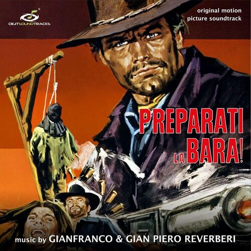 Gianfranco & Gian Piero Reverberi – 'Preparati La Bara! (Original Motion Picture Soundtrack)' (2020)