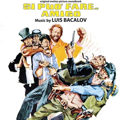 Luis Bacalov – 'Si Può Fare... Amigo (Original Motion Picture Soundtrack)' (2019)