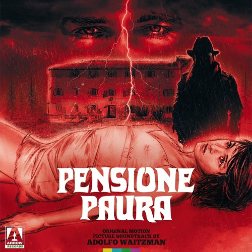 Adolfo Waitzman – 'Pensione Paura (Original Motion Picture Soundtrack)' (2019)