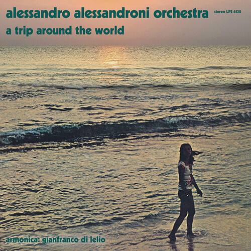 Alessandro Alessandroni Orchestra – 'A Trip Around The World' (2019)
