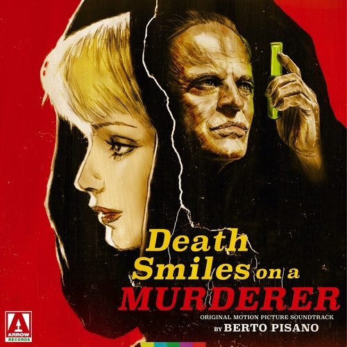 Berto Pisano – 'Death Smiles On A Murderer (Original Motion Picture Soundtrack)' (2018)