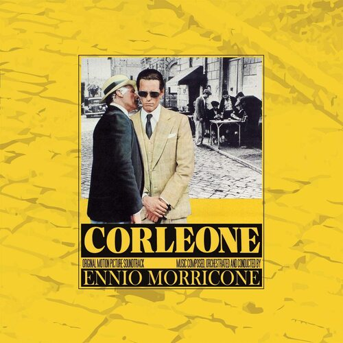 Ennio Morricone – 'Corleone (Original Motion Picture Soundtrack)' (2020)