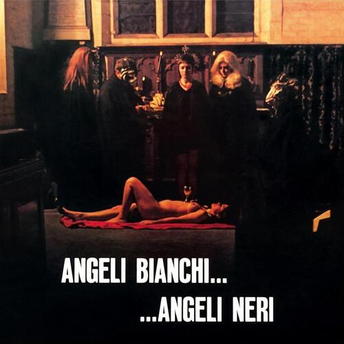 Piero Umiliani – 'Angeli Bianchi... Angeli Neri (Colonna Sonora Originale Del Film)' (2015)