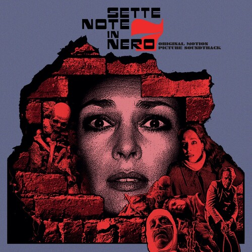 Franco Bixio, Fabio Frizzi, Vince Tempera – 'Sette Note In Nero (Original Soundtrack)' (2020)