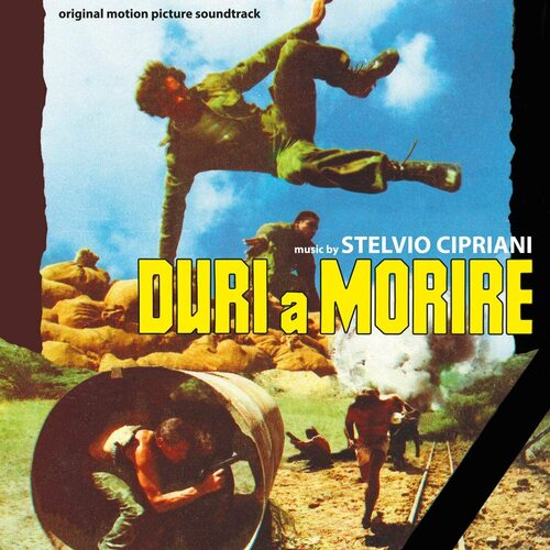 Stelvio Cipriani – 'Duri A Morire (Original Motion Picture Soundtrack)' (2019)