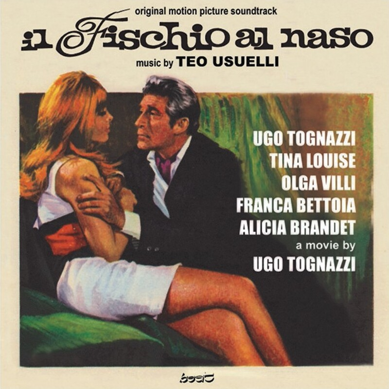 Teo Usuelli – 'Il Fischio Al Naso (Original Motion Picture Soundtrack)' (2020)