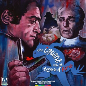Stelvio Cipriani – 'The Iguana With The Tongue Of Fire (Original Motion Picture Soundtrack)' (2019)
