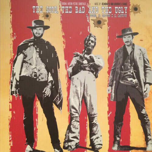 Ennio Morricone – 'The Good, The Bad And The Ugly (Original Motion Picture Soundtrack)' (2014)