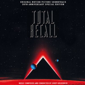 Jerry Goldsmith – 'Total Recall (Original Motion Picture Soundtrack 30th Anniversary Special Edition)' (2020)